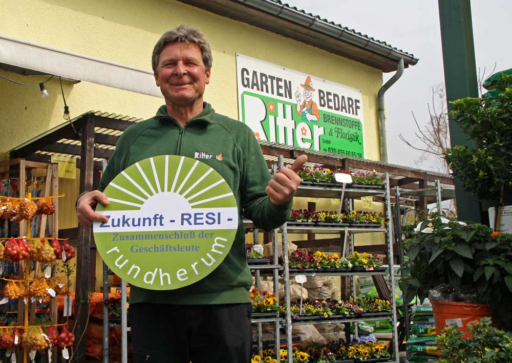 Harald Ritter, Pflanzenritter