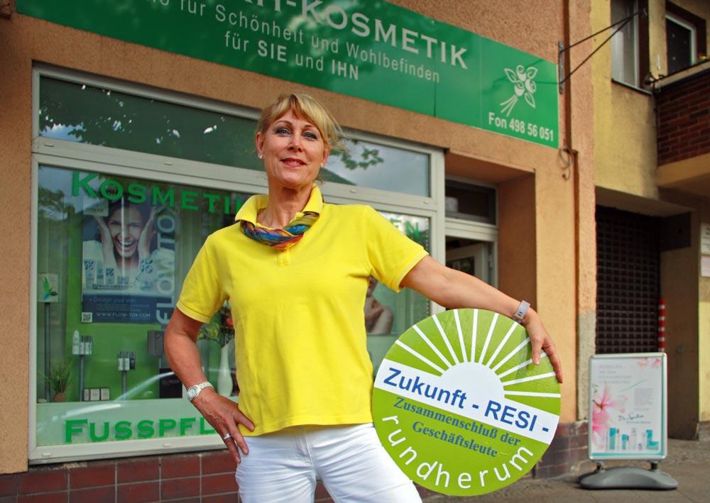 Martina Kuhnert, Hautnah-Kosmetik